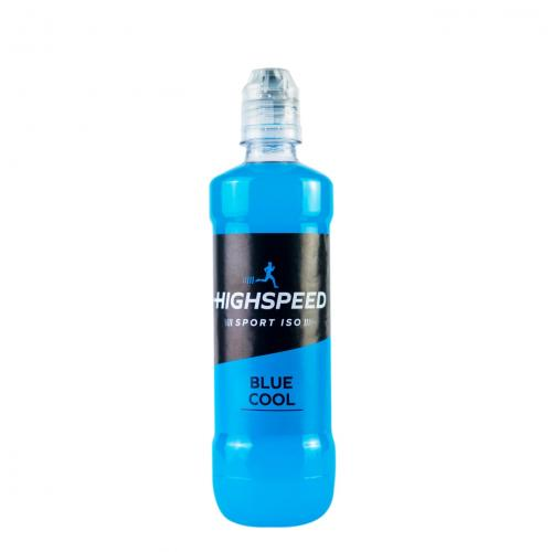 High Speed - Sport Iso - Blue Cool - 18x0,5l - inkl. Pfand
